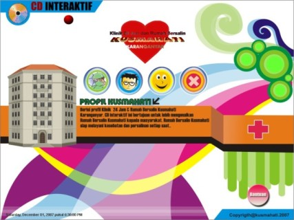 cd interaktif