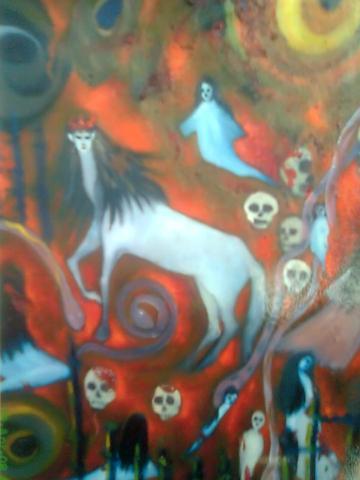 Lukisan Indiraning Tegal (1)