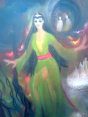 Lukisan Indiraning Tegal (2)