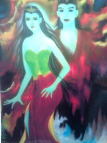 Lukisan Indiraning Tegal (4)