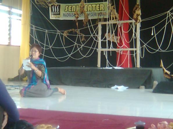 Teater Magnit Ngawi - Silahturahmi Seniman Sastra (12)