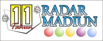 logo lutah 11 tahun radar madiun