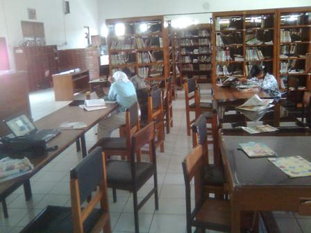 Perpustakaan Daerah Magetan
